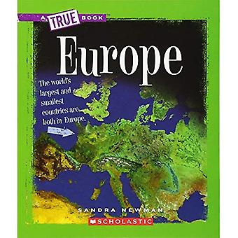 Europe (New True Books: Geography)