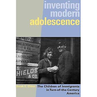 Opfinde moderne ungdom: Børn af indvandrere i Turn-of-the-århundrede America (serie i barndommen undersøgelser) (Rutgers serie i barndommen undersøgelser)