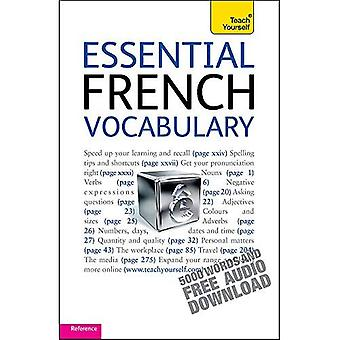 Teach Yourself Essential French Vocabulary