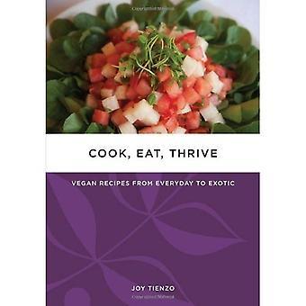 Cuisiner, manger, se développent (Tofu Hound Press)