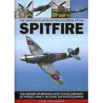 Den kompletta illustrerade encyklopedien av Spitfire