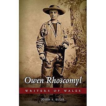 Owen Rhoscomyl (Writers of Wales)