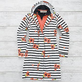 Jack Murphy Harper Coat French Stripe