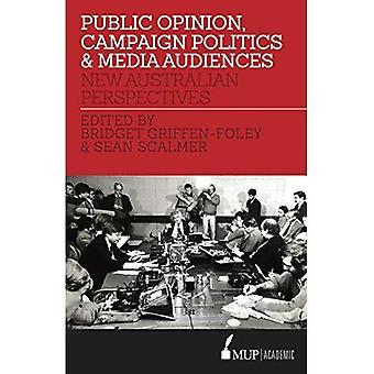 Public Opinion, Campaign Politics & Media Audiences