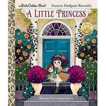 En liten prinsessa (liten gyllene bok)