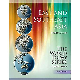 East and Southeast Asia 2017-2018 (World Today (Stryker))