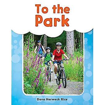 Au parc (Grade 1) (mes lecteurs mots)