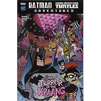 La terreur de la Kraang (Batman / Teenage Mutant Ninja Turtles aventures)