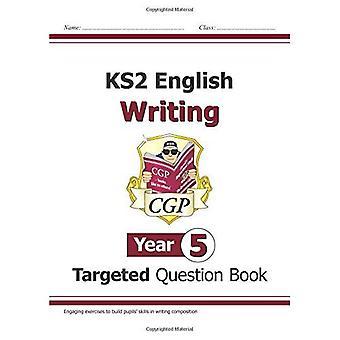 Nueva escritura inglés KS2 objetivo pregunta libro - año 5