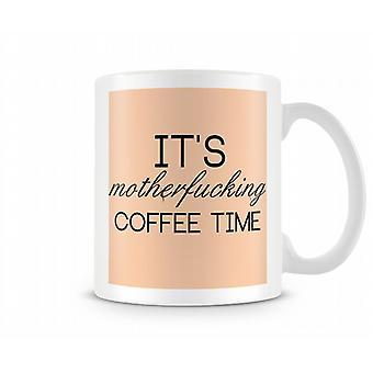 Es Motherf ** rey tiempo mugs