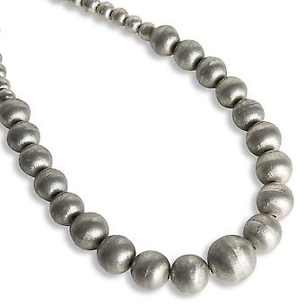 PEARLS FOR GIRLS jewelry eye-catching women's giant beads necklace-silver
