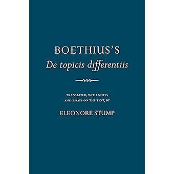 Boethius's De topicis differentiis by Boethius - 9780801489334 Book