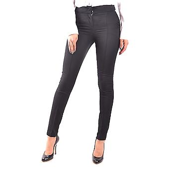 Armani Jeans Black Cotton Pants