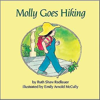 Molly Goes Hiking by Radlauer