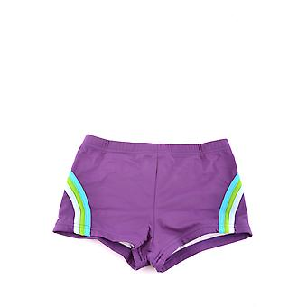Sundek Purple Nylon Trunks