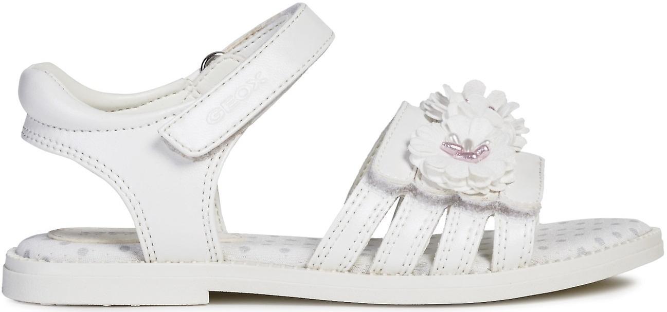 Geox Girls Karly J9235D Sandals blanc
