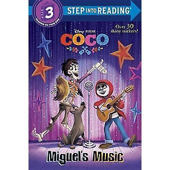 Miguel's Music (Disney/Pixar Coco) by Liz Rivera - 9780736438117 Book