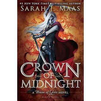 Crown of Midnight by Sarah J. Maas - 9781619630628 Book