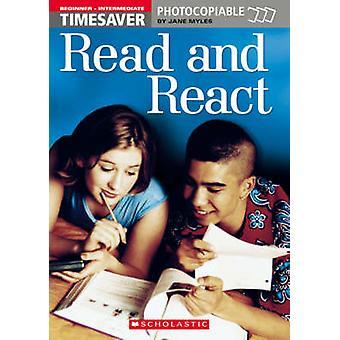 Read y reAct-principiante-intermedio) por Jane Myles-9781900702188