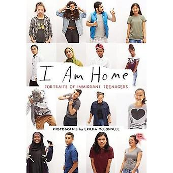 I Am At Home - Portraits of Immigrant Teenagers by I Am At Home - Portr