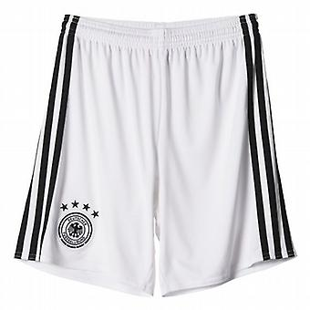 2016-2017 Duitsland Home Shorts Adidas doelman (wit)