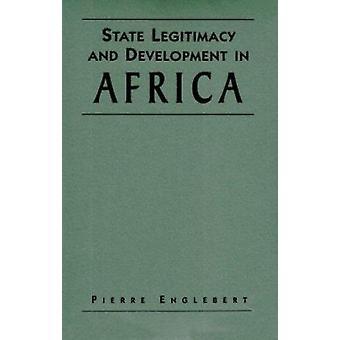 Légitimité et développement en Afrique (nouvelle édition) par Pierre En l'état