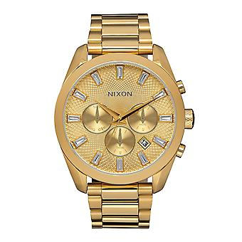 Nixon The Bullet Chrono Crystal All Gold (A931502)