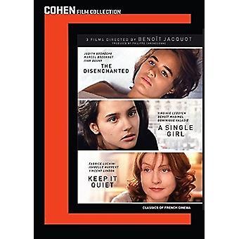 Benoit Jacquot Collection [DVD] USA import