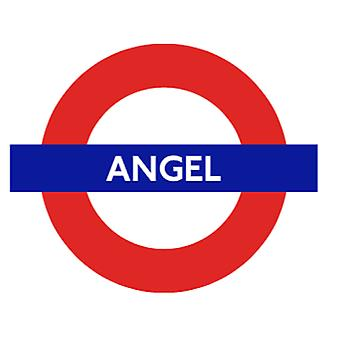 Tfl™5111 licensed angel roundel™ vinyl sticker