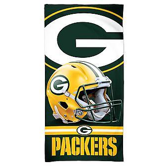 Wincraft NFL Green Bay Packers 3D Beach Towel 150x75cm