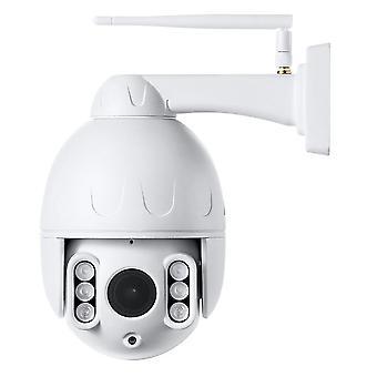 5x zoom óptico ao ar livre HD WiFi câmera IP suporte modo AP Pan Tilt P2P visão noturna distância 40m