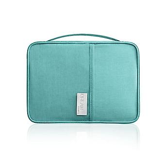RFID Protection-Green Universal Travel wallet Passport case