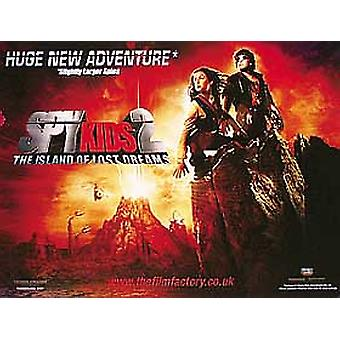 Spy Kids Ii (Double Sided) Original Cinema Poster