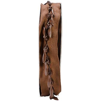 Make A Zipper Kit Invisible 4 1 2Yd Brown 960I 73