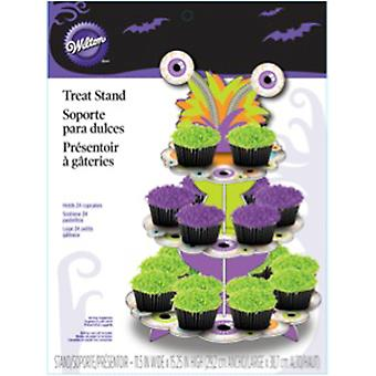 Treat Stand Halloween Eyeballs W0701