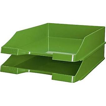 C4 LETTER SHELF STANDARD, GREEN