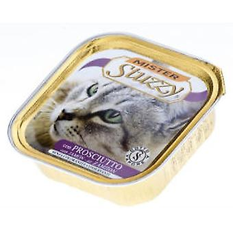 Stuzzy Cat Jamon (Cats , Cat Food , Wet Food)