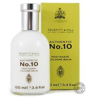 Truefitt and Hill No.10 Post Shave Cologne Balm 100ml