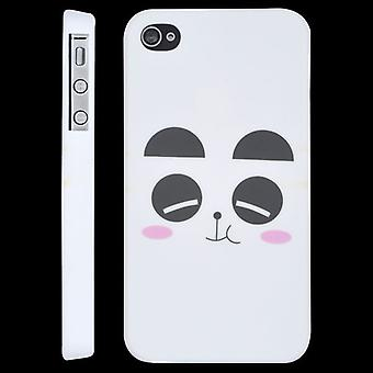 Cape bear, glutton in hard plastic, for iPhone 4/4s
