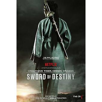Crouching Tiger Hidden Dragon Sword of Destiny Movie Poster (11 x 17)