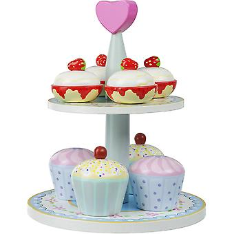 Orange Tree Toys Cream Tea Set