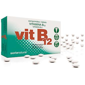 Soria Natural Vit. Retard B12 64 Tabletten