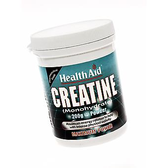 Health Aid Creatine Monohydrate ,  200g Powder