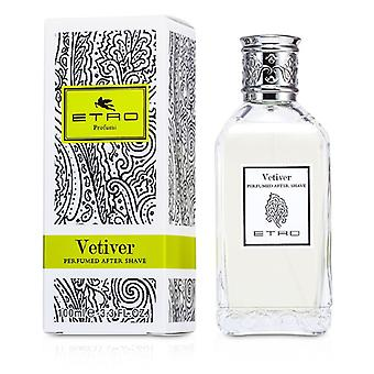 ETRO Vetiver Perfume después afeitado 100ml / 3.3 oz