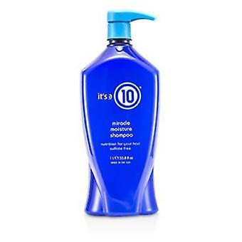 Es ist ein 10 Miracle Moisture Shampoo - 1000 ml / 33,8 Unzen