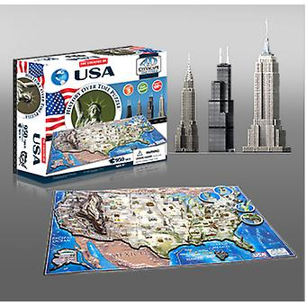 4D Cityscape Use History (Toys , Boardgames , Puzzles)