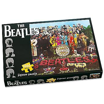 Beatles Sgt. Pepper 1000 piece jigsaw puzzle 680mm x 480mm  (pl)