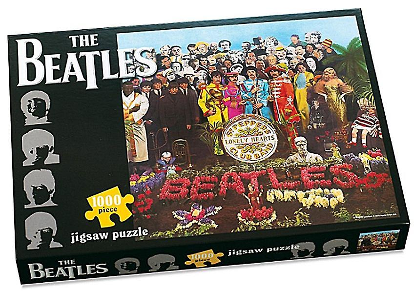Beatles Sgt. Pepper 1000 Stück Jigsaw Puzzle 680 x 480 mm (pl)