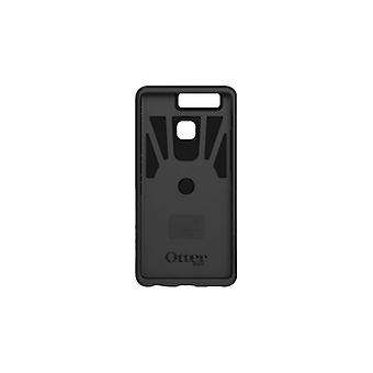 OtterBox Achiever-protective case for mobile phone-polycarbonate, synthetic rubber-black-for Huawei P9
