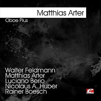 Matthias Arter - hobo Plus [CD] USA import